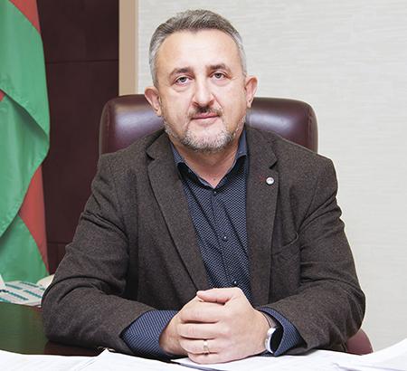 Борис Михайлович Шерман, генеральный директор ОАО «Стройтрест №7»
